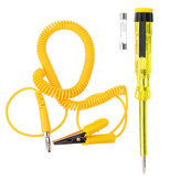 6V 12V 24V Auto Power Probe Electrical Test Pen Voltage Tester Pen Car Motorcycle Circuit