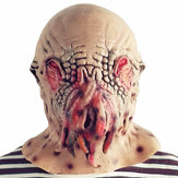 Halloween Straszny Głowa Maska Alien Horror Creepy Cosplay Ghost Mischief Helmet Prop