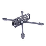 FonsterFPV Johnny4 170mm Wheelbase 3mm Thickness Arm 4 Inch Carbon Fiber Frame Kit for RC Drone FPV Racing