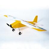 VIGORSKY MG800800mm翼幅EPPイエロー/ブルーRC飛行機キット