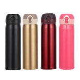 500ml 304 Stainless Steel Insulated Water Bottle Vacuum Thermos Travel Flask