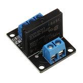 Moduł przekaźnika półprzewodnikowego niskiego poziomu BESTEP 1 kanał 5V z bezpiecznikiem 250V2A dla Auduino