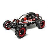 Rovan per Q-Baja RC Auto 1/5 RWD 29CC Motore a 2 tempi a gas con sterzo simmetrico Giocattoli No Batteria
