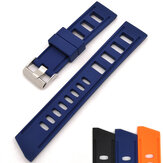 Bakeey 20/22mm Silicone Watch Band Breathable Sport Watch Strap