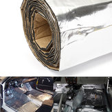 200x100cm Firewall Sound Deadener Car Heat Shield Isolamento Deadening Material Mat