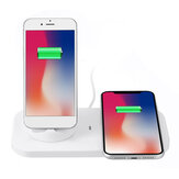 Bakeey Qi Wireless Charging Pad Quick Fast Charger Base Plate For iPhone11 Pro Max Galaxy S10 Note20