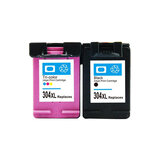 ZhanFang 304XL Ink Cartridge Compatible for HP DESKJET 2620 2621 2622 2623 Printer