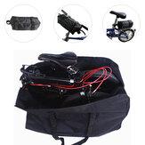 14-20inch bicicleta dobrável Bolsa sol UV capa de bicicleta à prova de vento poeira Bolsa suporte de montanha Bolsa para Dahon
