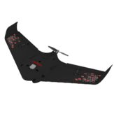 Sonicmodell AR Wing Pro Apertura alare 1000mm EPP FPV Flying Wing RC Airplane KIT / PNP