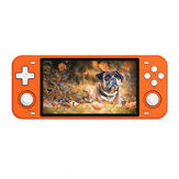 POWKIDDY RGB10 MAX RK3326 64G 10000+ Games Console Wifi bluetooth 5.0 Inch IPS HD Screen Video Retro Handheld Game Player PS1 N64 CP3 NES 4200mAh Battery
