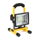300W 60 LED Portable Flood Light Outdoor Spotlight Akumulatorowa lampa kempingowa