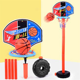 Adjustable Mini Basketball Hoop Stand Outdoor Indoor Sports Games Kids Toy Gifts