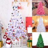 Decoraçãoparacasadefestasde natal Árvore 2.1M Multicolor com pé de ferro Ornamento Brinquedos Crianças Presente Crianças