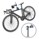 ROCKBROS自転車吊り壁マウント自転車修理スタンドMTBロードバイクラック屋内固定マルチアングルクイックリリース修理ステーション