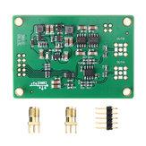 DAC8563 DAC Modülü Veri Toplama Pozitif ve Negatif 10 V Sinyal Genliği 16Bit DAC Tek / Bipolar Çıkış