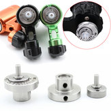 CNC Stainless Steel Rotary Tattoo Machine Adjustable Bearing Cam Wheels 1mm-5mm
