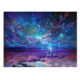 Night's Stars DIY 5D Diamond Painting Cross Stitch Embroidery Crafts Home Room Decorations