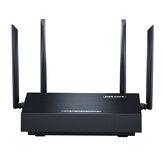 Netcore N6 WiFi 6 راوتر لاسلكي 1800 متر مزدوج حزام 5G 512 ميجا بايت وايفاي راوتر 4 * هوائيات جيجابت موجه ألعاب