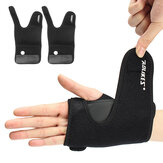 AOLIKES Sports håndled Palm Brace Wrap Sprain Injury Håndstøtte Protector With Aluminum Plate