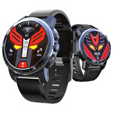 Kospet Optimus Pro Dual Chip System 3G + 32G 4G-LTE Telefonsæt AMOLED 8.0MP 800mAh GPS Google Play Smart Watch
