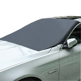Magnetic Car Windshield Cover Windscreen Frost Ice Snow Dust Mirror Protector