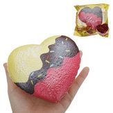 Kiibru Chocolate Squishy 11.5 * 10.5 * 5 CM Licenciado Lento Rising Com Embalagem Coleção Presente Soft Brinquedo