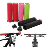 RockBros 1 Pair Anti-slip Bike Cycling Handlebar Grips Bicycle MTB BMX Bike Lock On Grips