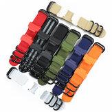 Bakeey 16mm Schnittstellenklemmen Nylon Armband Ersatzuhr Band Für Casio G-Dämpfer DW-5600 6900 GA-110 GW-M5610 DW-9052 / GLS-8900 Serie