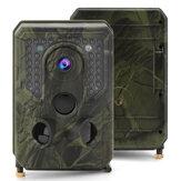 PR400C 12MP 1080P HD 120 ° Inframerah Malam Visi Berburu Kamera Luar Ruangan Menembak Berburu Kamera Jejak untuk Keamanan Rumah dan Pemantauan Satwa Liar