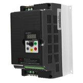 4.0KW 380V 3 طور في 3 طور خارج متغيّر تردد محول محوّل عاكس V / F متجه مراقبة