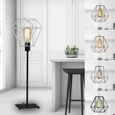 Geometric Wire Ceiling Pendant Light /Lampshade Metal Cage Kitchen Dining Cafe Without Bulb