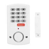 Intelligenter Passwort Tür- und Fensteralarm Elektronischer Tür- und Fensteralarm