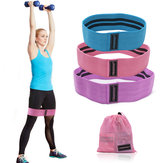 3 pcs Booty Resistance Bands Set Loop Hip Booty Legs Latihan