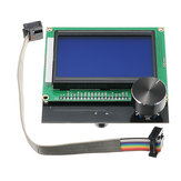 Creality 3D® Universal LCD 12864 3D Printer Display Screen With Encoder For Ender-3/CR-10/CR-7 Model