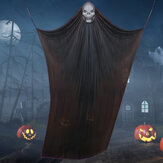 Halloween Ghost Decoration Party Hanging Effrayant Haunted House Prop Intérieur Extérieur