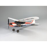 J3-Cub MinimumRC Bankyard Flyer 360mm Lebar Sayap RC Pesawat KIT / PNP