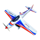50E/50 Class 1380mm Wingspan EPO F3A Electric Fixed Wing RC Airplane KIT
