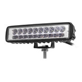 50W Car LED Work Light Bar Combo Beam Mgła Lampa jazdy Turn Signal 6000LM DC9-32V