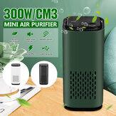Bakeey Mini Purificatore d'Aria Con luce a 7 colori USB Smart Home Car Fresh Oxygen Ionizer Smoke Cleaner