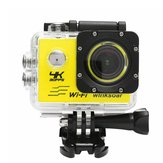 Waterproof SJ8000 Ultra 4K HD 1080P WiFi 2.0Inch LCD Sport Camera Action DV