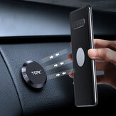 TOPK D21 Universal Mini Magnetic Wall Car Mobile Phone Sticker Holder for iPhone 12 XR 11 POCO X3 NFC