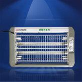 Luz esterilizadora de ozono UV Lámpara Desinfección ultravioleta germicida 220V 20W