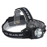 XANES K55A 800 LumensBicycle Led T6 Headlight Outdoor Sports HeadLamp 4 modi Luce di testa regolabile