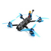 Geprc Mark4 HD GPS 225 mm F4 OSD 50A BLheli_32 ESC 6S 5 Inch FPV Racing Drone PNP BNF met Caddx Vista HD Digitale systeemondersteuning DJI Air Unit