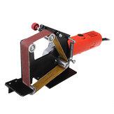 DrillproAmoladoraangularCinturónLijadoraAccesorio Metal Lijado de madera Cinturón Adaptador Use 100 Amoladora angular