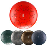 12 Inch Steel Tongue Drum D Major Scale 11 Notes Handpan Hand Tankdrum + Bag Mallet
