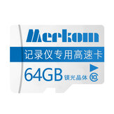 MERKOIN Memory Card TF Card 32G 64G 128G Scheda di memoria mobile Smart Card per telefono cellulare SLR MP4
