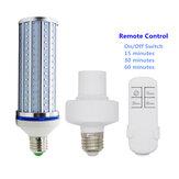 60W UV Germicidal Lamp UVC E26/E27 LED Light Bulb Household Ozone Disinfection