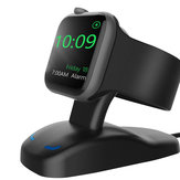 Vertical Magnetic Wireless Charger Stand Holder For Apple Watch Series 1/2/3/4