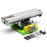 HILDA MINIQ BG6350 Multifunktions-Schraubstock-Arbeitstisch Arbeitstisch Mini-Präzisionsfräsmaschine Arbeitstisch